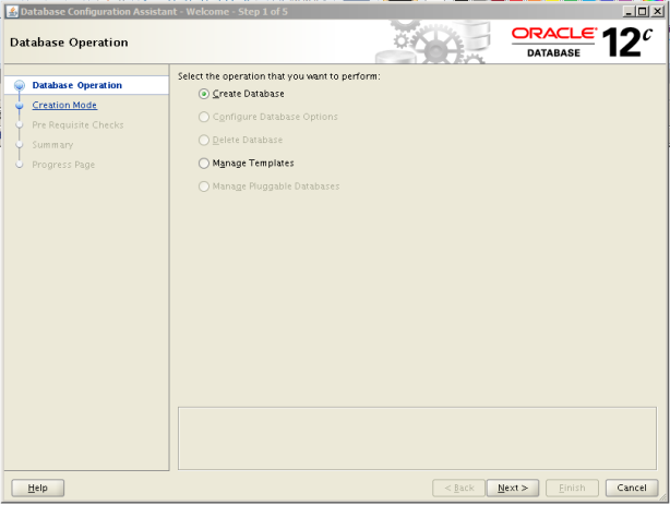 Oracle 12c Kurulum 16