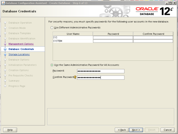 Oracle 12c Kurulum 21