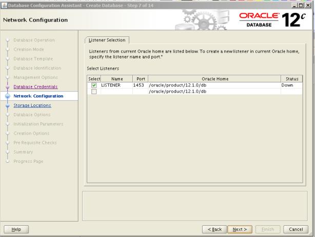 Oracle 12c Kurulum 29