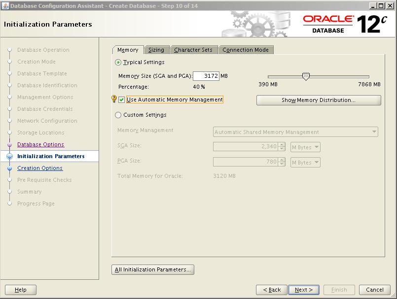 Oracle 12c Kurulum 33
