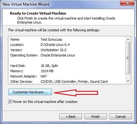 Oracle Linux 6.4 kurulumu 5