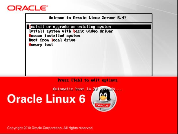 Oracle Linux 6.4 kurulumu 7