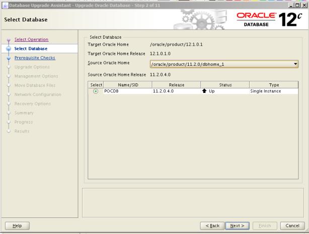 Oracle 12c Upgrade 2