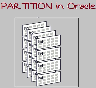 oracle partition