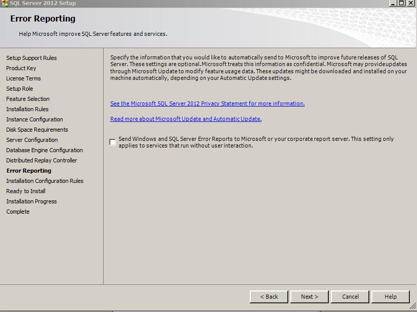 SQL Server 2012 -17
