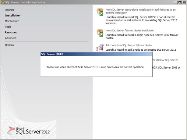 SQL Server 2012 -2