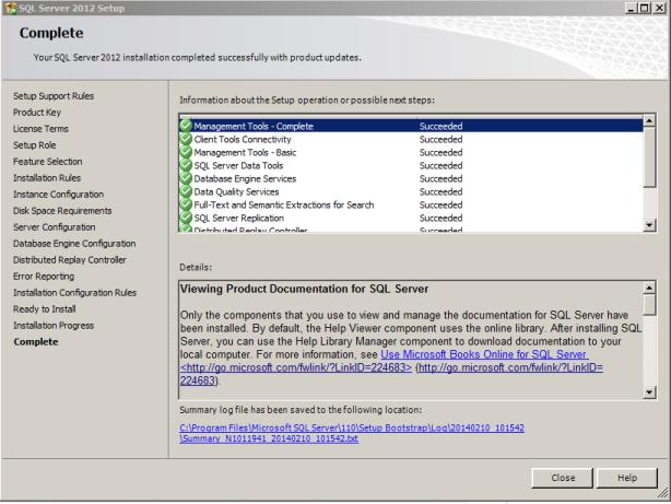 SQL Server 2012 -21