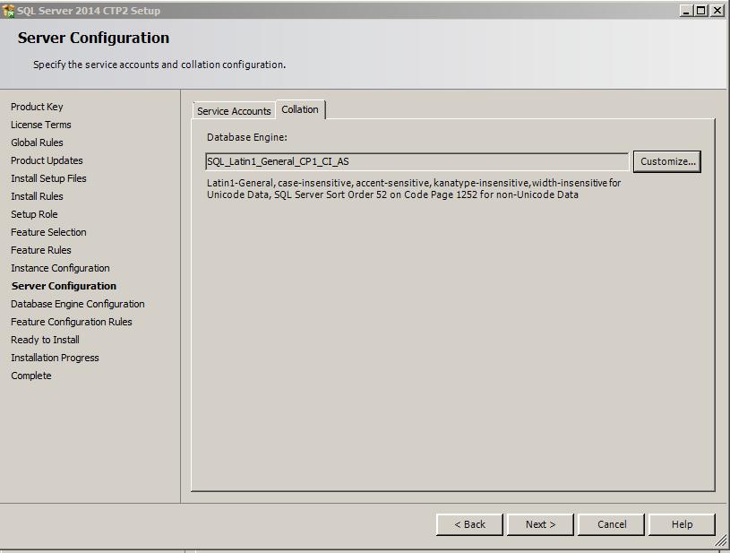SQL Server 2014 -10