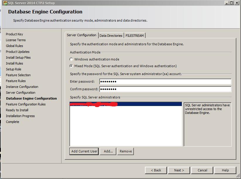 SQL Server 2014 -11