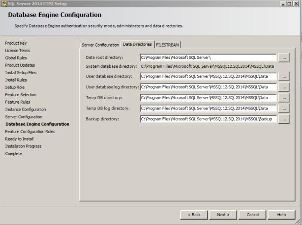 SQL Server 2014 -12
