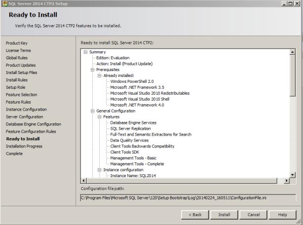 SQL Server 2014 -14