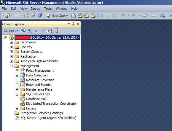 SQL Server 2014 -19