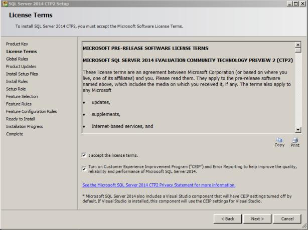 SQL Server 2014 -5