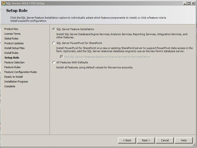 SQL Server 2014 -6