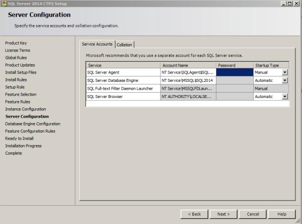 SQL Server 2014 -9