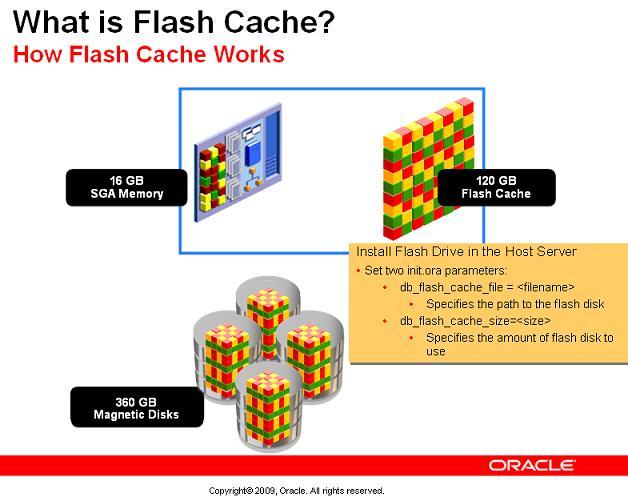 Smart Flash Cache in Oracle Exadata -3 | IT Tutorials