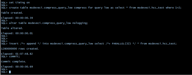 Query Low